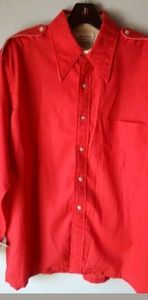Vintage Christian  Dior mens shirt